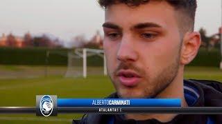 Primavera, Atalanta-Juventus 3-1: l'intervista ad Alberto Carminati