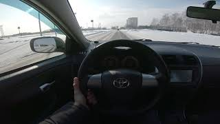 2012 Toyota Corolla 1.6 (124hp). АT. Test Drive.. MegaRetr