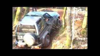 Bertone Freeclimber II - OFFROAD - 4x4team90