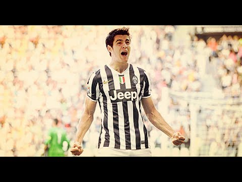 Alvaro Morata - New Juventus Player