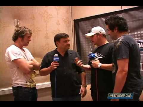 Rascal Flatts-Westwood One: Backstage - 2008 ACM Awards