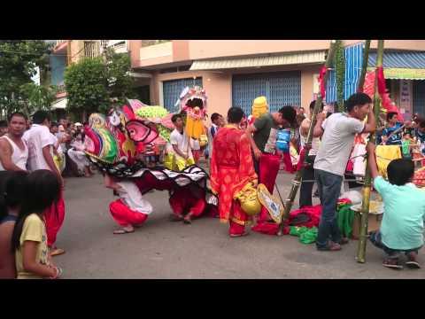Múa Lân tại Tam Kỳ, Việt Nam