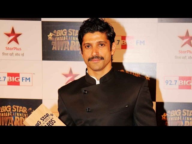 Video | 4th Big Star Entertainment Awards | Farhan Akhtar