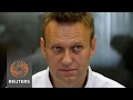Putin critic Navalny likely barred from Russian presidential race