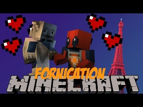 Minecraft Adventure Episode 4 - FORNICATION!!!