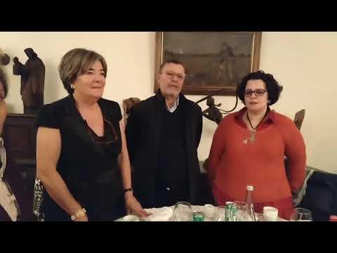 عشاء رسمي على شرف الوفد القصري بلاغوس