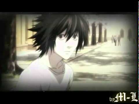 L And Beyond Birthday AMV - Death Note - Beyond Birthday x L Lawliet - Out of my head ...
