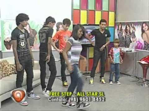 PROGRAMA ANTENADO - FREE STEP - A VOLTA - ALL STAR SL