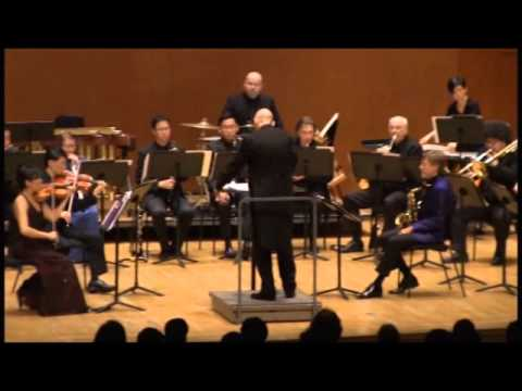 Mihaud La Création du monde – City Chamber Orchestra of Hong Kong, Jean Thorel & Claude Delangle