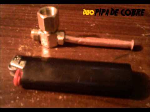 Pipa de cobre - El funk del fiscalizador
