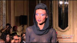 """Imane Ayissi Collection Hiver 2013-2014 """"Grace J"""""""