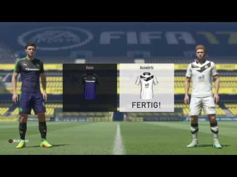 Fifa 17 -Fut Draft-
