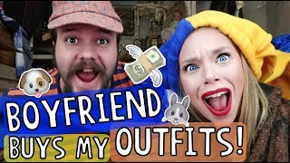 Boyfriend Buys My Outfits | Grav3yardgirl