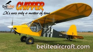 Chipper, Belite Aircraft's Chipper Two Seat Experimental Aircraft at Sun N Fun 2017