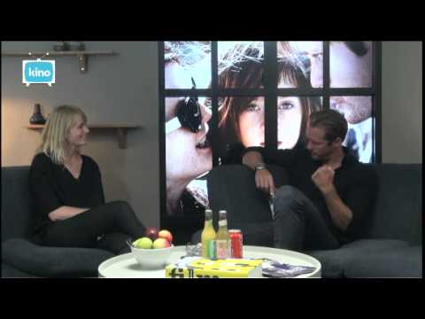 kino TV - Interview med Alexander Skarsgård
