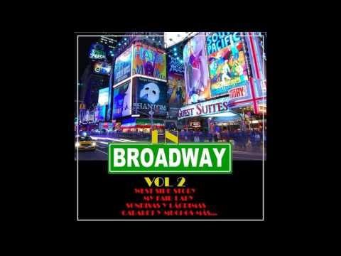 10 Orquesta Música Maravillosa - The Impossible Dream (De Man of la Mancha) - En Broadway Vol. II