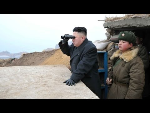 North Korea launches four missiles into sea