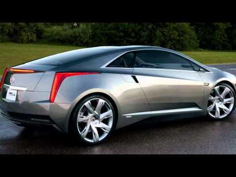 فيديو سيارة كاديلاك ELR 2014