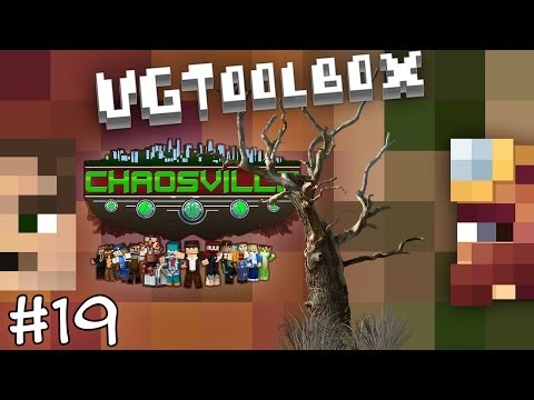 Invisible Pollution Ablution  -- Ep 19, Chaosville Season 2
