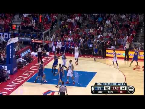 Stephen Curry ALL 9 3-pointers Highlights vs the LA Clippers HD