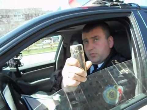 Poliția rutieră încalcă regulamentul circulației rutiere