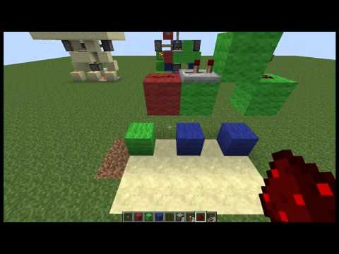Minecraft Double Piston Extender Block Swapper (DPEBS)