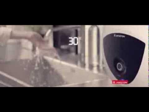 Ariston TVC 2013 - NHIỆT ĐỘ LÝ TƯỞNG TỪ DÒNG SẢN PHẨM MỚI ANDRIS, SLIM VÀ VERO