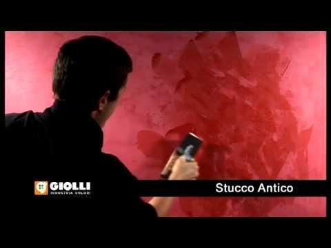 Giolli - stucco antico - stiuk - tynk dekoracyjny