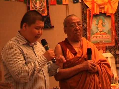 Открытие фестиваля «Россия-Индия-Тибет» в Москве