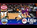 Nba Live 99 Western Conference Eastern Conference All Star Game