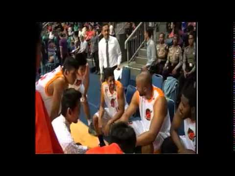 2014 AirAsia ABL Game 13: Indonesia Warriors vs Laskar Dreya South Sumatra