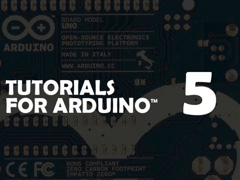 Arduino Tutorial 05: Motors and Transistors