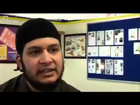 Teachers TV: Secondary MFL - Modernising Urdu