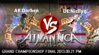 iAO Titan AM Final 2013-09-22: AR:Darhen vs. DE:Niqllyc