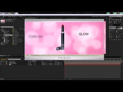 Tutorial After Effects Spot Publicitario