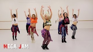 Sissy That Walk @Rupaul choreography by Jasmine Meakin (Mega Jam)