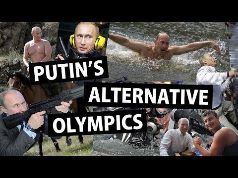 Vladimir Putin's alternative olympics