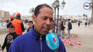 ميكرو الايام24: توقعات مغاربة لمباراة المغرب و مصر