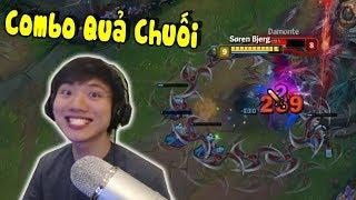 Box Box tung combo Chuối | Bjergsen Talon 1 Combo - Khi Cao Thủ Stream có gì Hot #130
