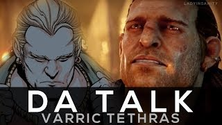 DA Talk: Varric Tethras (Bartrand, the real Bianca, role in Inquisition)