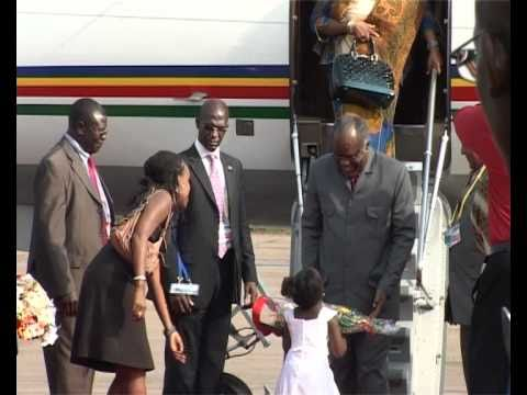 African  union  summit in  kampala  Uganda.avi