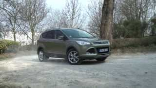Essai Ford Kuga 2.0 TDCi 140ch 4x2 Titanium