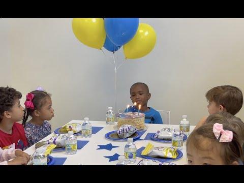 Steel's Birthday Party