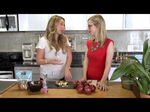 In The Kitchen: Haylie Duff Makes Apple Pie Crescent Rolls