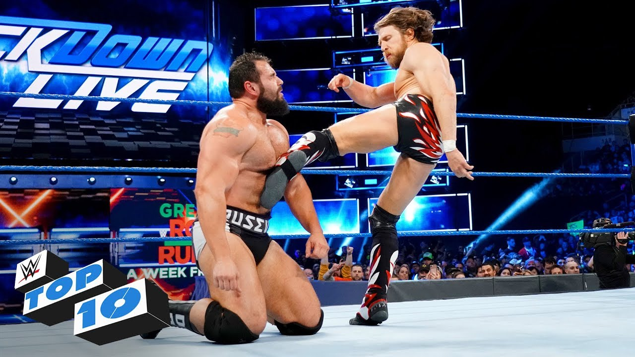 How Was This Week's WWE SmackDown Viewership For The Superstar Shakeup Episode? - WrestlingInc.com
