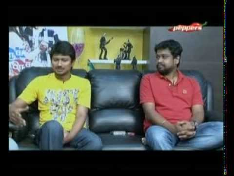 Udayanidhi Stalin and Rajesh interview