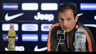 Le parole di Allegri alla vigilia di Juventus-Empoli - Allegri's pre-match Empoli conference