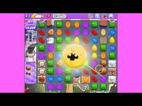 Candy Crush Saga DreamWorld level 242