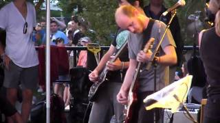 VIDEO: Explosions in the Sky at Lollapalooza