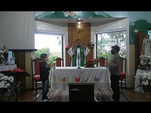 Santa Missa | 14.10.2021 | Quinta-feira | Padre Fernando Silva | ANSPAZ